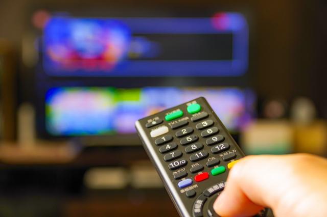 リモコンにVODボタンがないけどVODを見たい!テレビでVODを見るには?